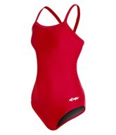 Dolfin Xtra Life Lycra Solid Youth V-2 Back