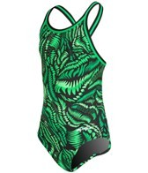 Dolfin All Poly Magma Youth DBX Back