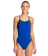Dolfin Poly Fusion Galaxy Splice Female String Back