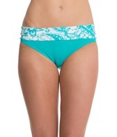 Sunsets Parker Paisley Roll Top Bikini Bottom