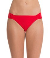 Sunsets Ruby Banded Hipster Bottom