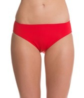 Sunsets Ruby Roll Down Hipster Bikini Bottom