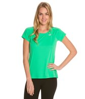 New Balance Women's Ice Running Short Sleeve