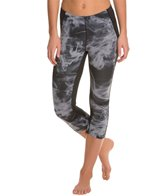 New Balance Women's Accelerate Printed Running Capri