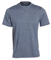 New Balance Men's Short Sleeve Heather Tech Running Tee