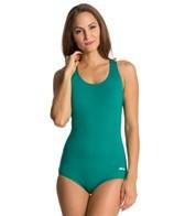 Dolfin Aquashape Conservative Lap Suit