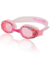 Bling2O Girls' Peace Of Cake Swim Goggles