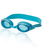 Bling2O Girls' Cheetah Chic Swim Goggles