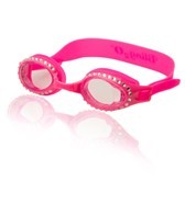 Bling2O Girls' Classic Solid Swim Goggles