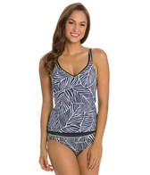 Jag Caribbean Breeze Crossback Tankini Top