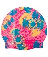 The Finals Blue Magic Silicone Swim Cap