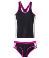 Seafolly Girls Sunset Island Racerback Bikini Set (6-16)