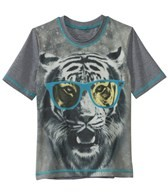 Tiger Joe Boys' Rock N' Roar S/S Rashie (2-12yrs)