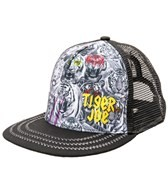 Tiger Joe Boys' Rock N' Roar Trucker Hat