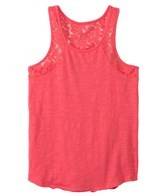 Roxy Girls' Wild Lagoon Racerback Tank Top (8-14)