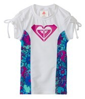 Roxy Girls' Beach Bound S/S Rashguard (8-16)