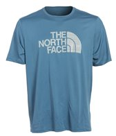 The North Face Men's Short Sleeve Chain Link Reaxion Running Crew