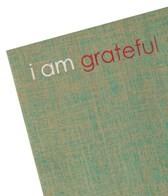 Affirmats I am Grateful Mat