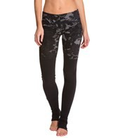 Alo Goddess Printed Ribbed Legging