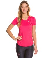 Salomon Women's Agile Short Sleeve Running Tee