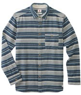 Quiksilver Men's Big Bury L/S Shirt