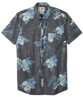 Quiksilver Men's Jawfish S/S Shirt