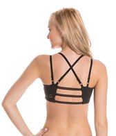 Beyond Yoga Strappy Back Bra