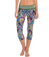 Trina Turk Casbah Mid-Length Leggings