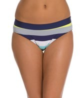 Jag Santa Lucia Stripe Hipster Bottom