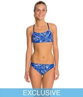 Swimoutlet Exclusive Nike Scatterbrain 2 Piece Swimsuit Set