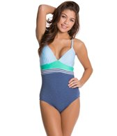 Splendid Blues Too Crossback One Piece