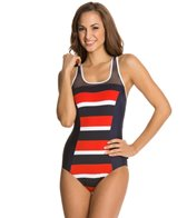 Nautica Safe Haven Racerback One Piece