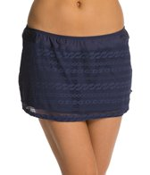 Nautica Grand Isle Swim Skirted Bikini Bottom