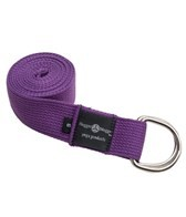 Hugger Mugger D-Ring Cotton Strap 6'