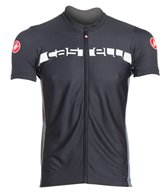 Castelli Men's Prologo 4 Short Sleeve Cycling Jersey
