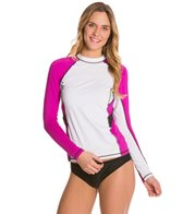 Nike Beach Women's Colorblock L/S Hydro UV Top