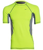 Nike Men's Hydro UV Color Surge S/S Rashguard