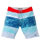 Volcom Men's Lido Square Hair Boardshort