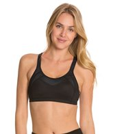 Moving Comfort Women's Urban X-Over Running Sports Bra A/B