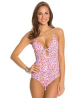 Peixoto Kuti Strappy One Piece