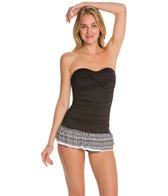 24th & Ocean Baha Bandeau Swimdress