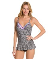 24th & Ocean Moonlight Cruise Tank Swimdress