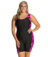 Waterpro Tango Splice Plus Size Unitard