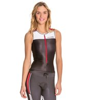 Louis Garneau Women's Tri Elite Course Sleeveless Top