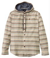 Billabong Men's Weatherby Hooded L/S Shirt
