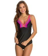 Maidenform Beach Little Star Underwire D/DD/E Tankini Top