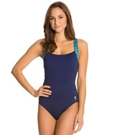 TYR Fitness Sonoma Square Neck Controlfit One Piece