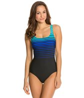 Reebok Fitness Sea to Shining Sea U-Back One Piece