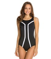 Reebok Fitness High Society U-Back One Piece
