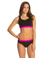 Speedo Fitness Laser Cut Two Piece Set